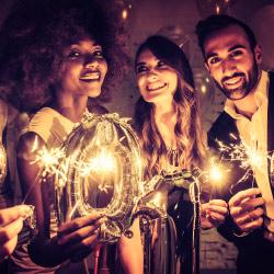 imagen de Nochevieja en Zona Centro de Alicante, Cena Wiken's + Ten 10