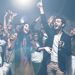 imagen de Nochevieja en Area Disco Benidorm + Barra libre + CENA DE GALA
