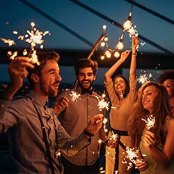 imagen de Nochevieja en Mauro & Sensai, Cena de Gala con Champagne Bollinger + Barra libre Premium