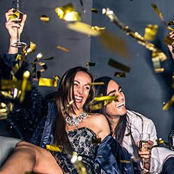imagen de Nochevieja en Playa Benidorm Cena de Gala + 2 copas + 2 noches Apartamentos Centro